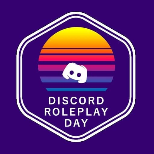 Immagine dell'evento Discord Roleplay Day per il #iorestoacasa