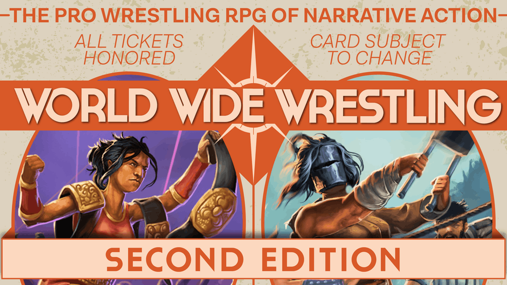 World Wide Wrestling: aperto il kickstarter della seconda edizione!