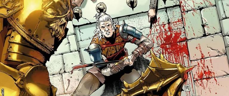 Gli dei dell'arena – Dragonero, il Ribelle #5