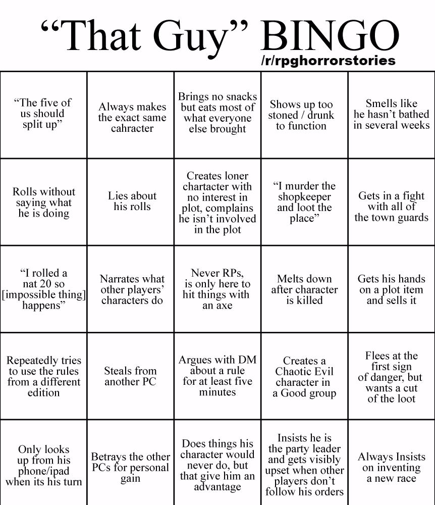 Un Bingo tanto bello quanto triste e allo stesso tempo azzeccato