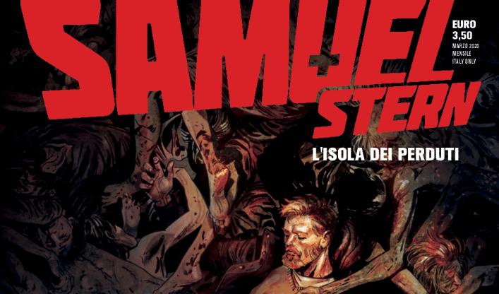 Samuel Stern #004: L'Isola dei Perduti