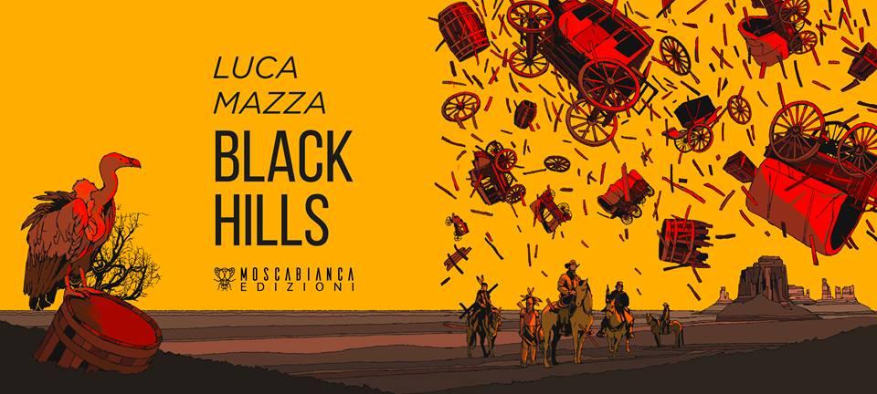 Black Hills, di Luca Mazza – Recensione