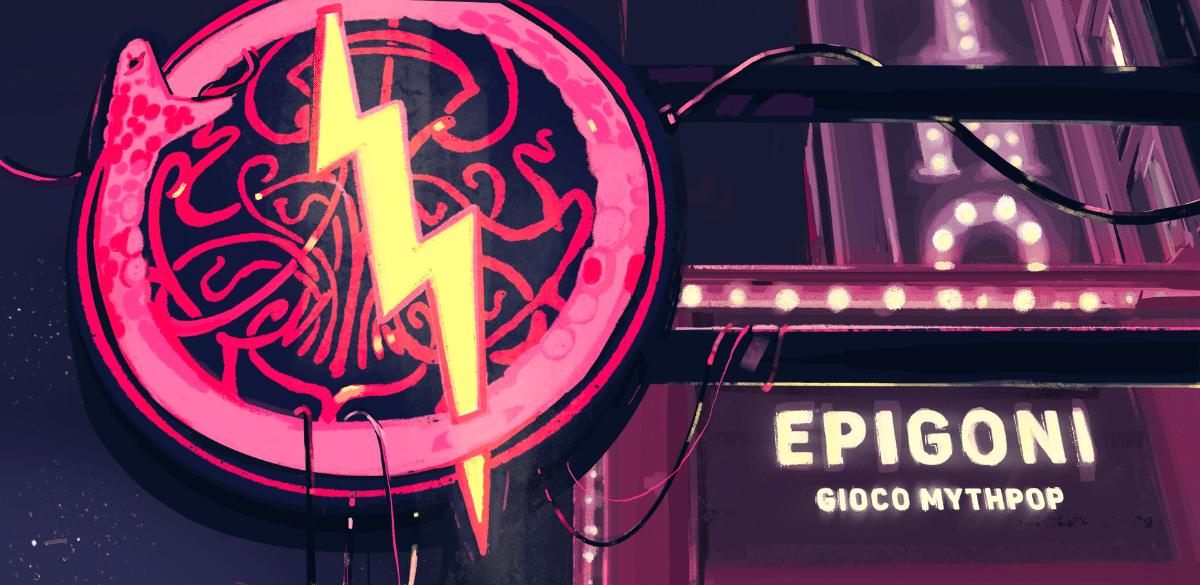 Epigoni – Un gioco di ruolo MythPop