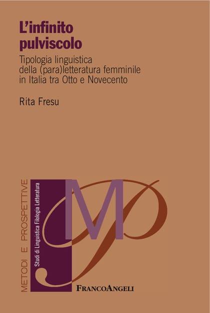 Una delle interessanti pubblicazioni di Rita Fresu