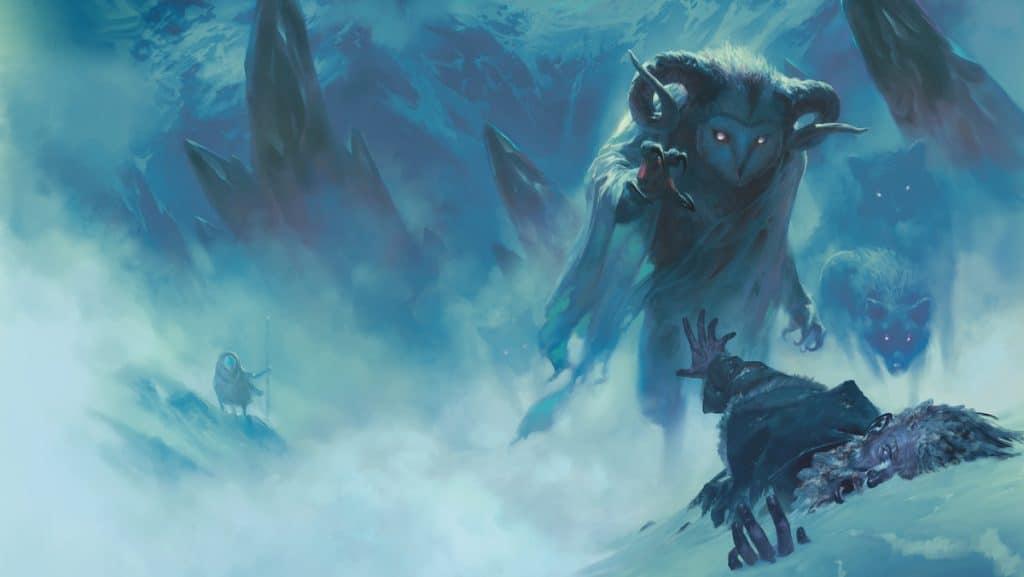 La Copertina di Rime of the Frostmaiden