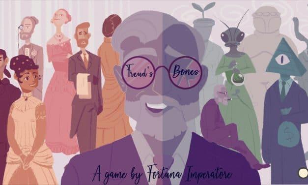 Freud's Bones – Un gioco indie sulla psicanalisi