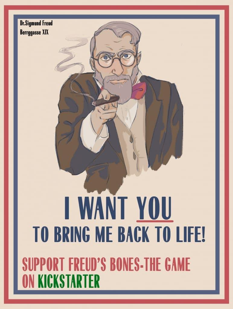 Poster di Freud's Bones