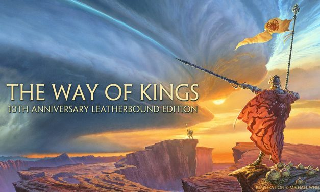The Way of Kings – Leatherbound Edition: un Kickstarter da record!