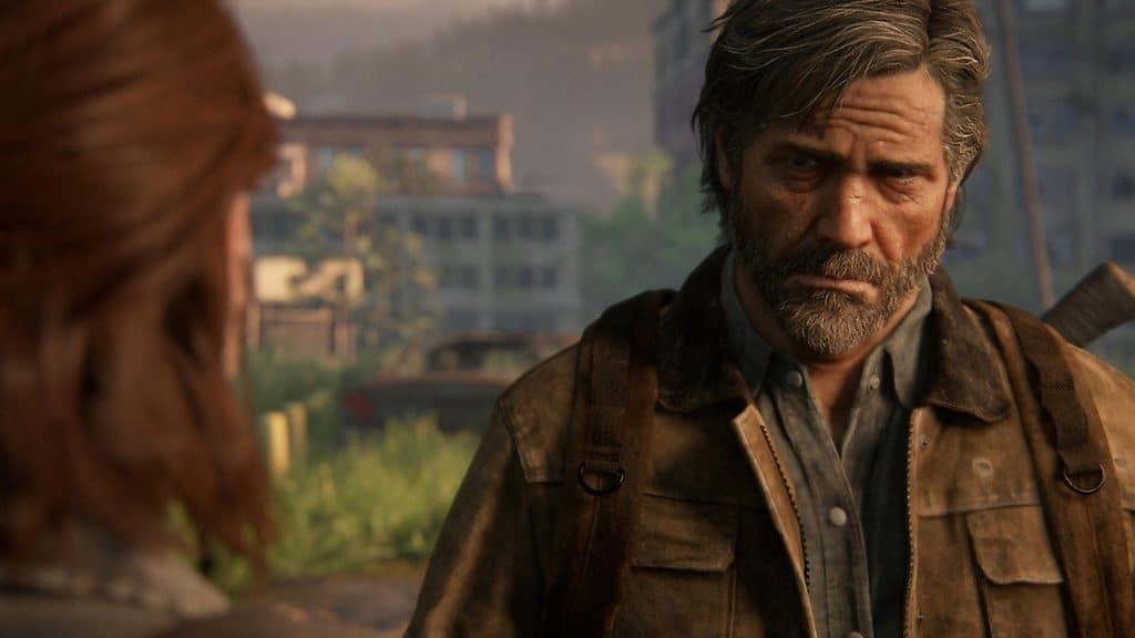 Joel in The Last Of Us - Parte 2
