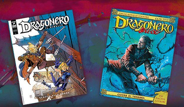 Scacco alla torre – Dragonero, il Ribelle #9