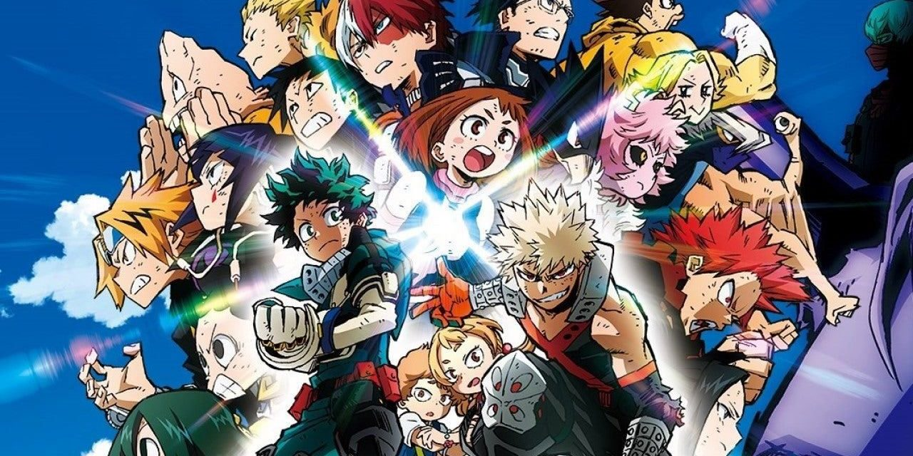 My Hero Academia- The Movie 2: Heroes Rising""