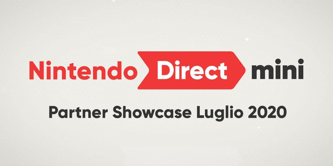 Nintendo Direct Mini: Partner Showcase Luglio