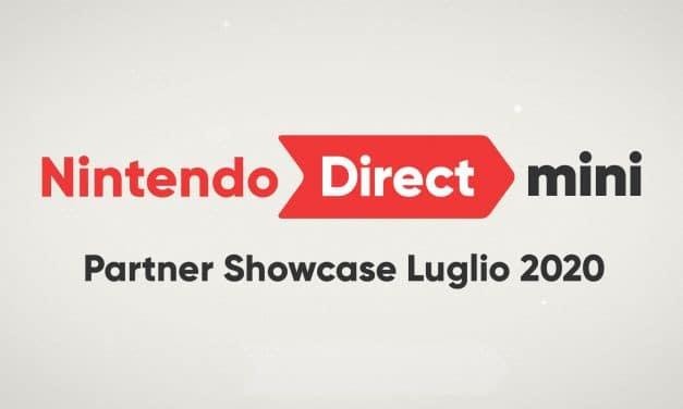 Nintendo Direct Mini: Partner Showcase Luglio