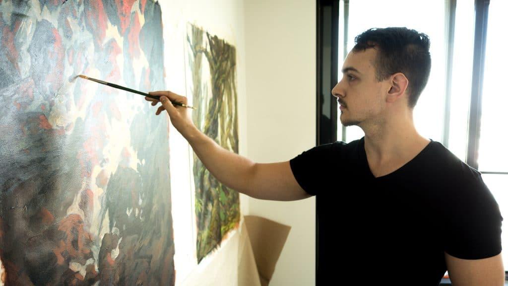 Noah Bradley, l'ultimo artista da cui Wizards of the Coast ha preso le distanze