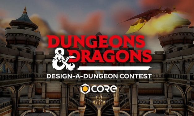 Core ' A ' Dungeon – il contest Design-a-Dungeon di Manticore Games