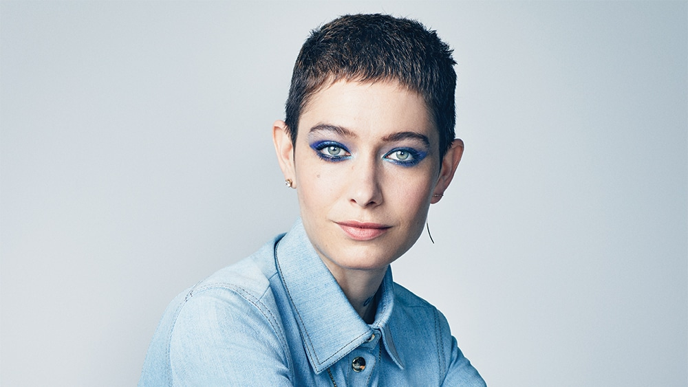 Asia Kate Dillon, artista non binary