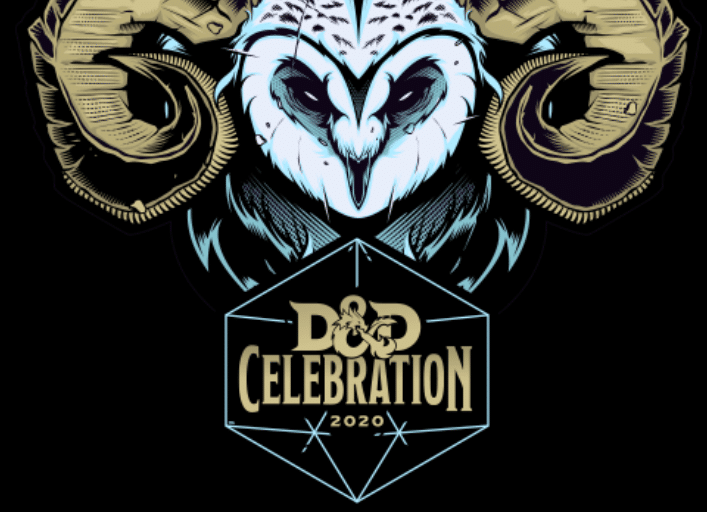 Il logo della D&D Celebration