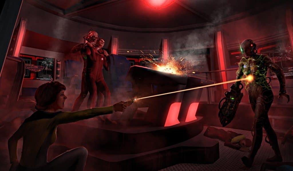 Attacco dei Borg