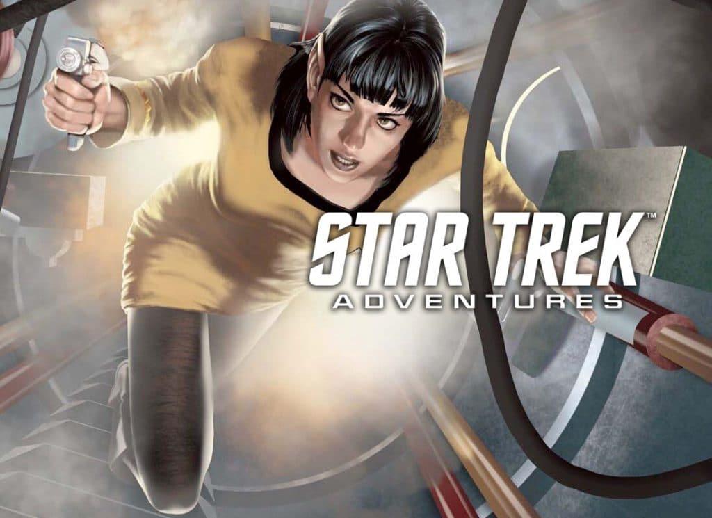 Star Trek Adventures Vulcaniana