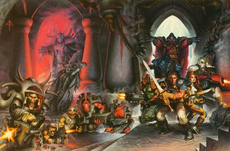 Oscura Legione – Mutant Chronicles