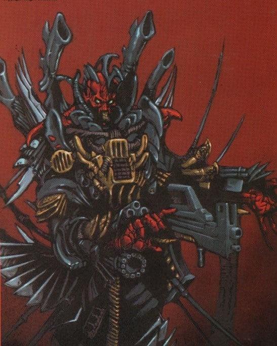 Apostolo della Guerra del Oscura Legione