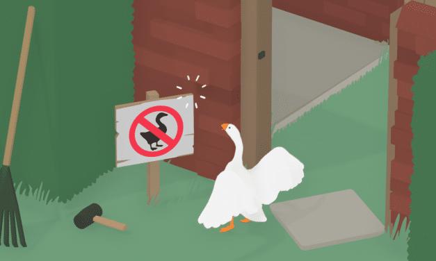 Untitled Goose Game: quando il vostro peggiore incubo è un'oca