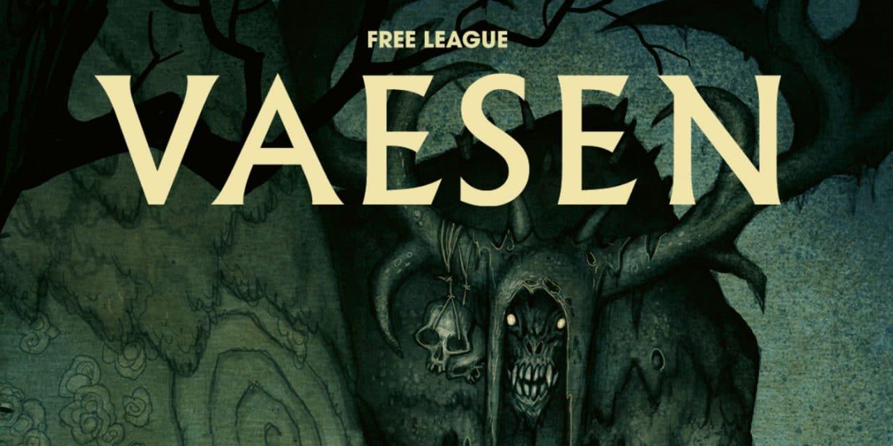 Vaesen – un gioco Horror in salsa nordica