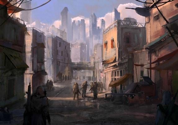 Città di Dark Eden