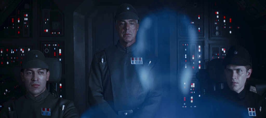 Gli Imperiali in L'Erede