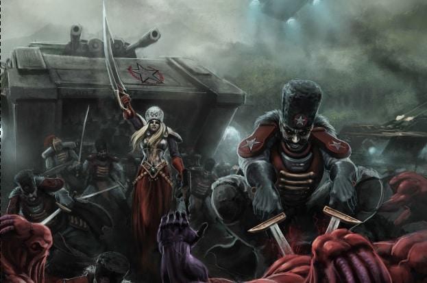 Whitestar – Mutant Chronicles