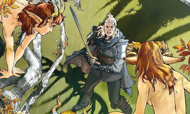 Le figlie di Karnon – Dragonero, il Ribelle #13