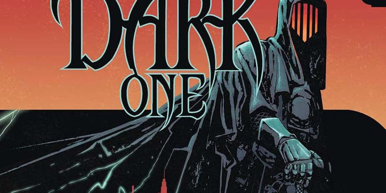 Dark One: nuova Graphic Novel di Brandon Sanderson