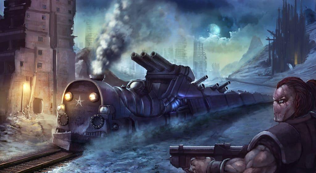 Treno Whitestar della Tsarina