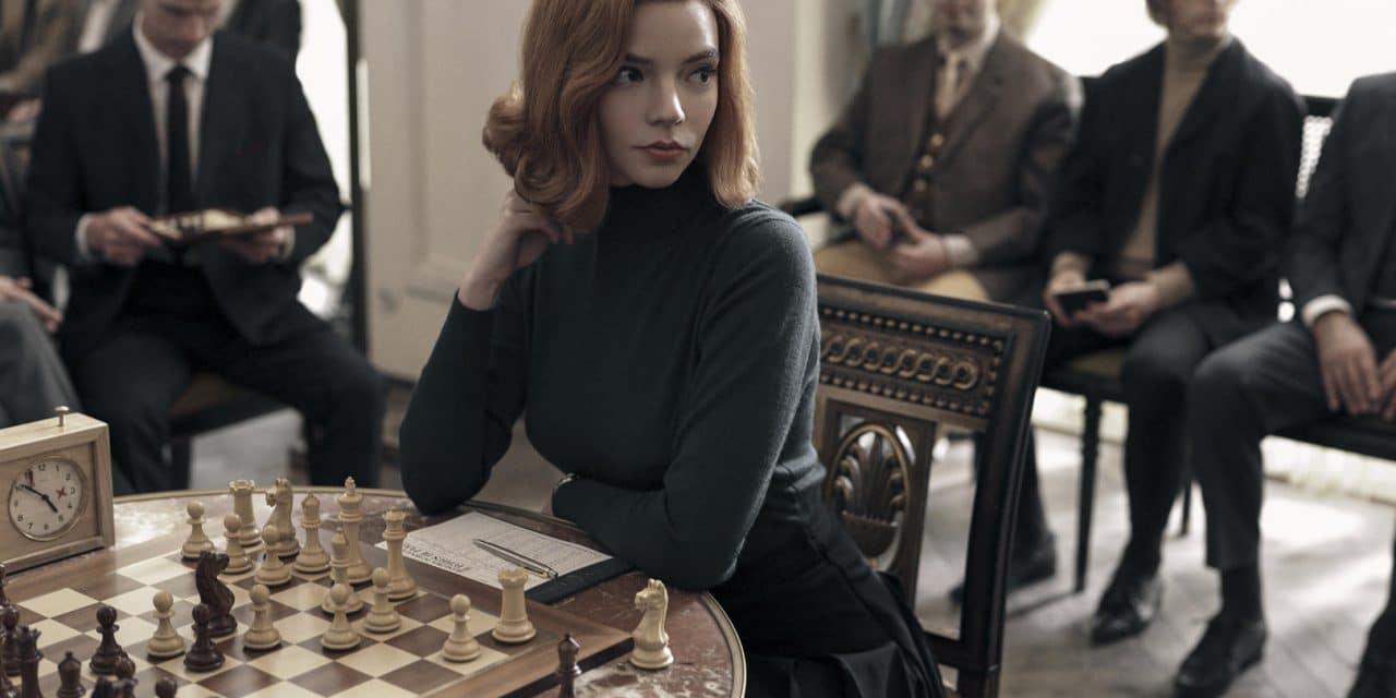 La regina degli scacchi: La recensione