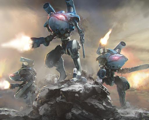 Droidi Eradicator di Cybertronic