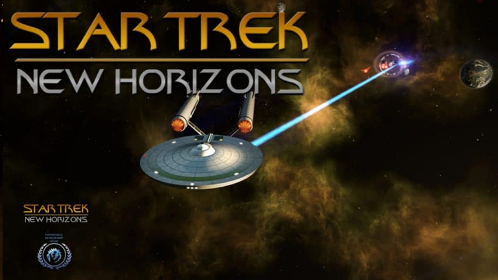 Star trek new horizons