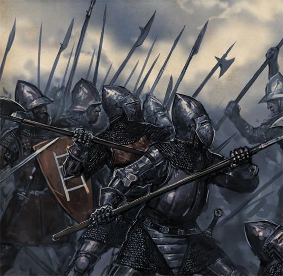 Gestire la guerra Mercenari