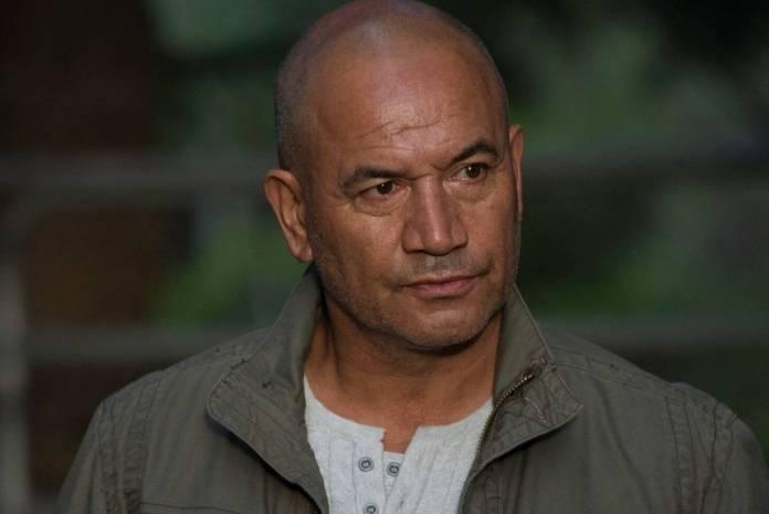 Temuera Morrison, l'attore neozelandese che ha interpretato prima Jango Fett e ora Boba Fett
