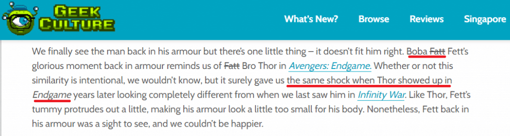 "Boba Fett diventa ""Boba Fatt"" in Geek Culture"