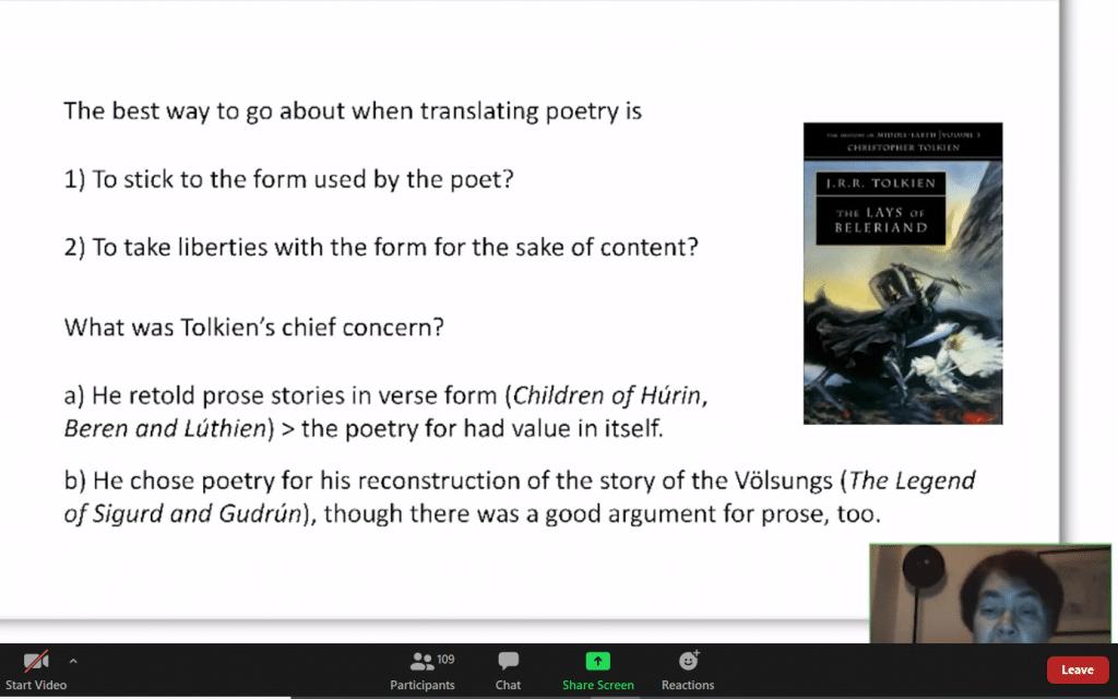 Una interessante slide dalla presentazione di Renée Vink a Fallire sempre meglio
