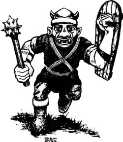 Il Goblin della prima edizione di D&D