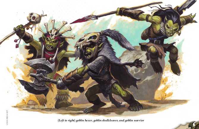 I Goblin di D&D 4e