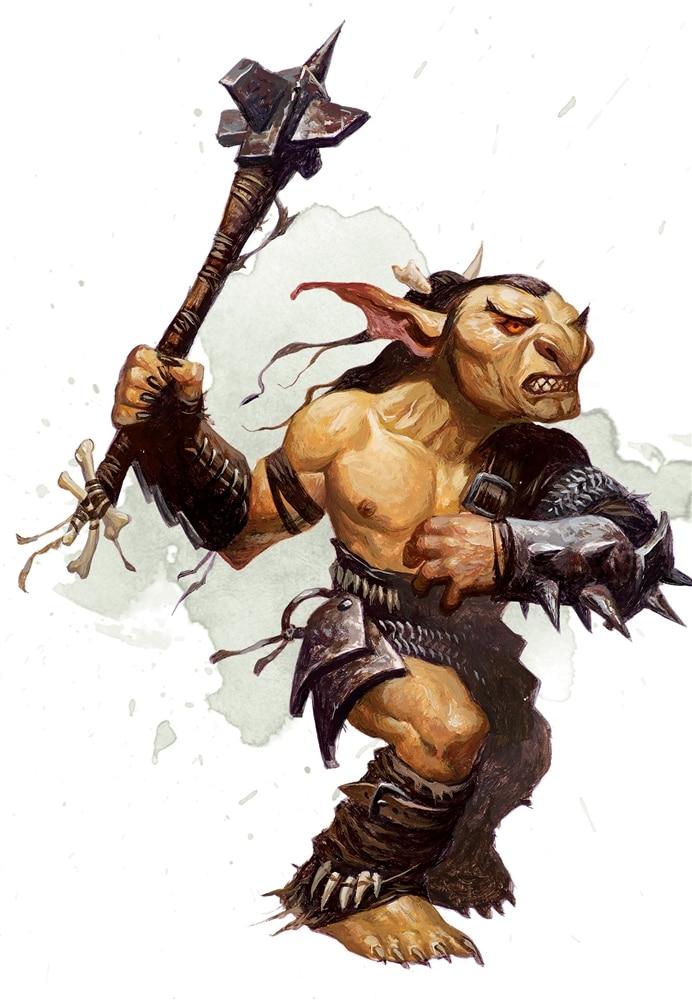 Il Goblin di D&D 5e