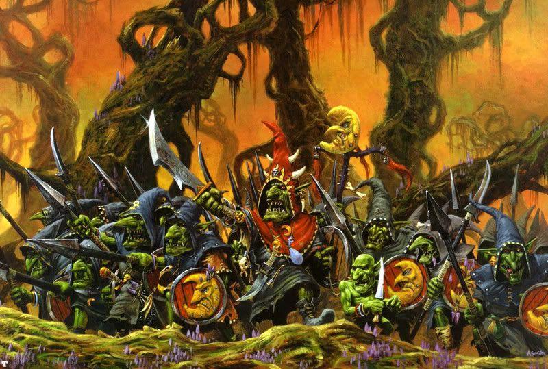 I Goblin di Warhammer