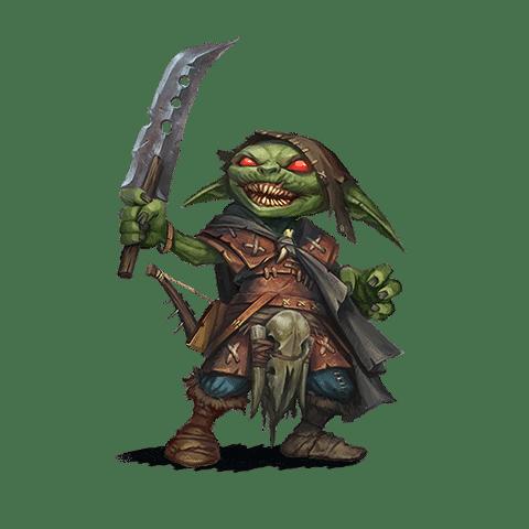Il Goblin di Pathfinder 2