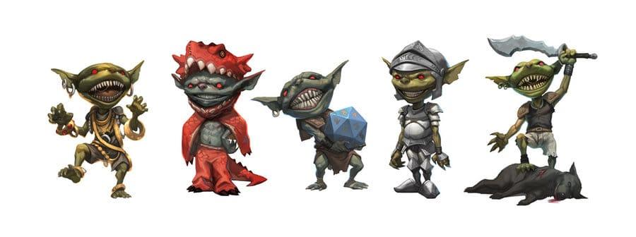 Goblin: chi li ha fatti meglio?
