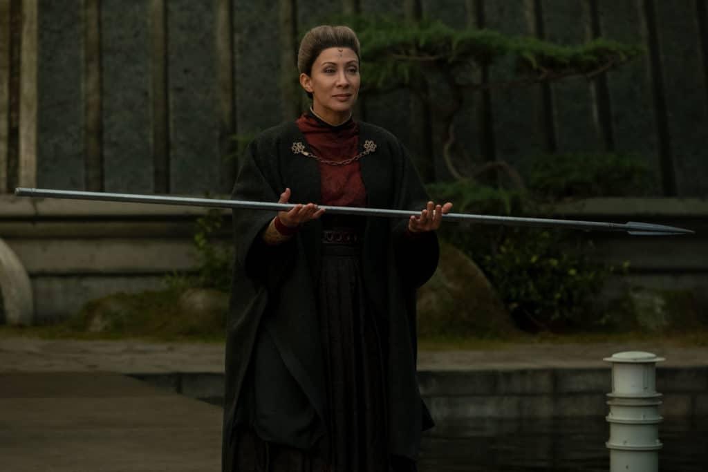 Morgan Elsbeth, la Magistrata di Calodan