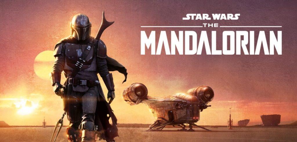 Una delle immagini ufficiali della prima stagione di The Mandalorian
