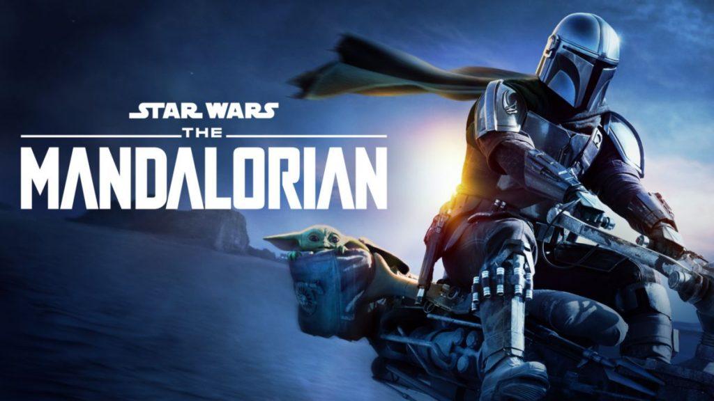 Una delle immagini ufficiali della seconda stagione di The Mandalorian
