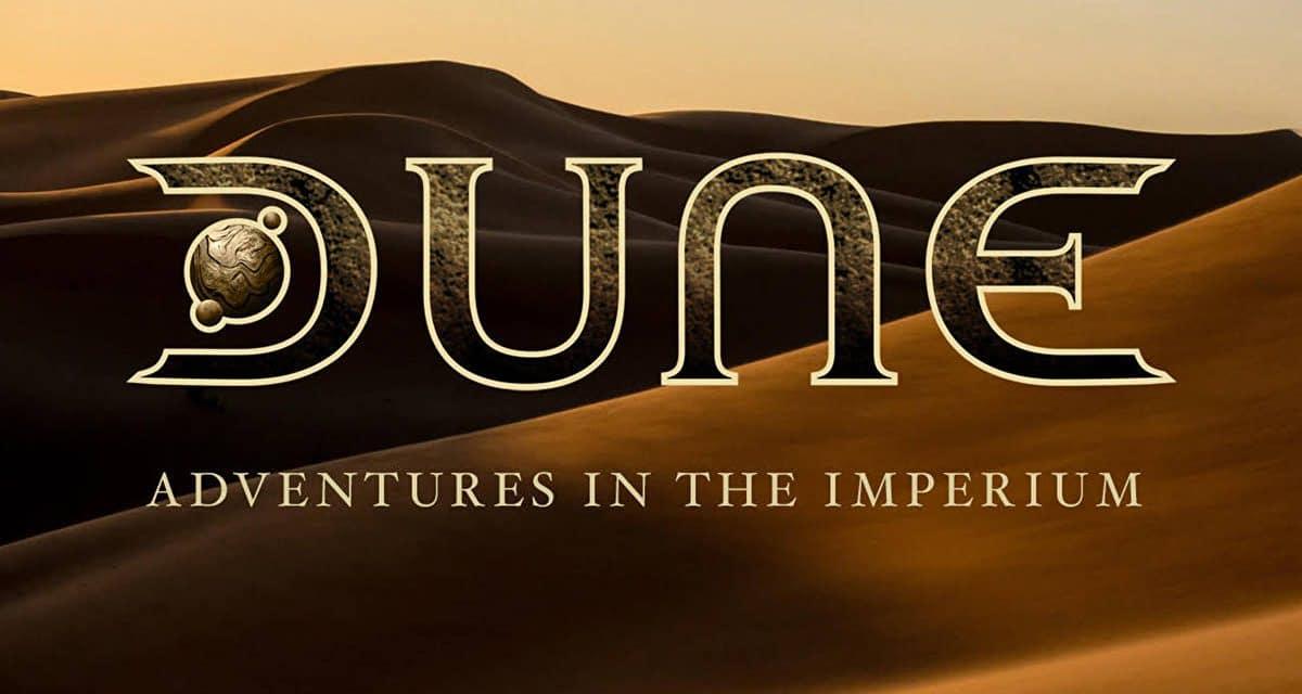 Dune RPG Desertfall: La Recensione